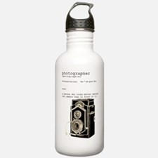 Definition & vintage camera 5 Water Bottle