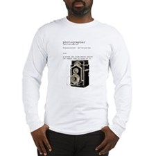 Definition & vintage camera 5 Long Sleeve T-Shirt