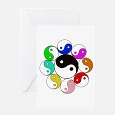 Find Your Yin.. or Yang! Greeting Card