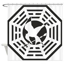 Dharmajay Shower Curtain