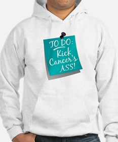 To Do 1 Thyroid Cancer Hoodie