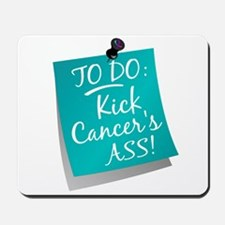 To Do 1 Thyroid Cancer Mousepad