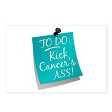 To Do 1 Thyroid Cancer Postcards (Package of 8)