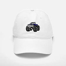 Blue MONSTER Truck Baseball Baseball Cap
