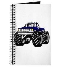 Blue MONSTER Truck Journal