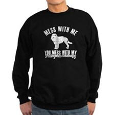 Portuguese Dog design Sweatshirt