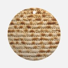 Matzah Ornament (Round)