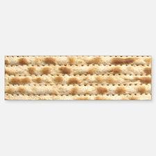 Matzah Bumper Bumper Sticker