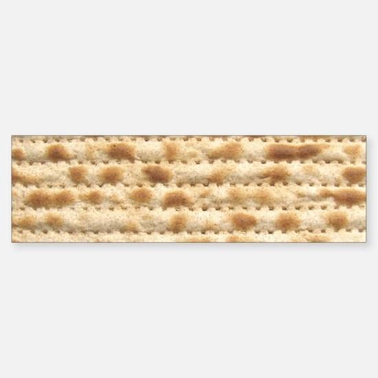 Matzah Sticker (Bumper)