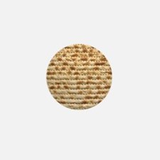Matzah Mini Button