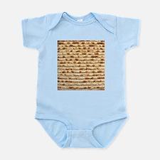 Matzah Infant Bodysuit