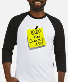 To Do 1 Sarcoma Baseball Jersey