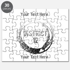 District 12 Your Text Puzzle