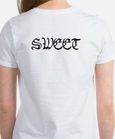 What's Mine Say? (SWEET) Women's T-Shirt