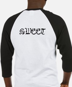 What's Mine Say? (SWEET) Baseball Jersey