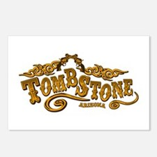 Tombstone Saloon Postcards (Package of 8)