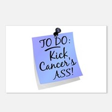 To Do 1 Prostate Cancer Postcards (Package of 8)