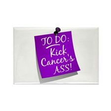 To Do 1 Pancreatic Cancer Rectangle Magnet