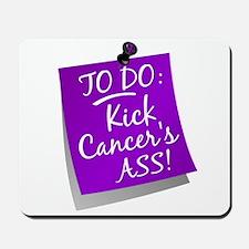 To Do 1 Pancreatic Cancer Mousepad
