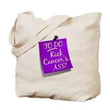 To Do 1 Pancreatic Cancer Tote Bag