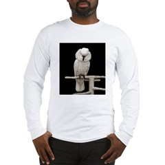 Umbrella Cockatoo 1 Long Sleeve T-Shirt