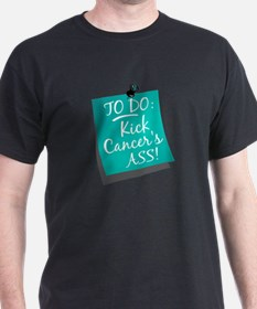 To Do 1 Ovarian Cancer T-Shirt