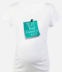 To Do 1 Ovarian Cancer Shirt