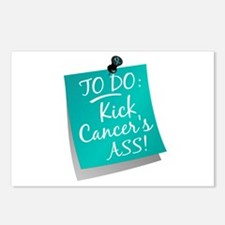 To Do 1 Ovarian Cancer Postcards (Package of 8)
