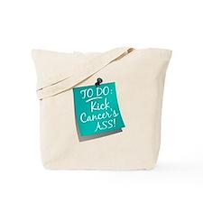 To Do 1 Ovarian Cancer Tote Bag