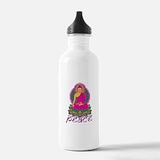 Buddha Peace Water Bottle