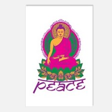 Buddha Peace Postcards (Package of 8)