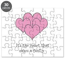 many hearts Puzzle