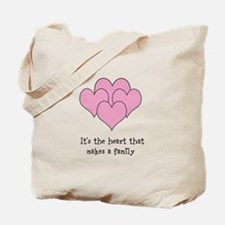 many hearts Tote Bag