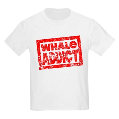 Whale ADDICT Kids Light T-Shirt