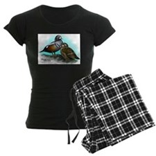Harlequin Ducks Pajamas