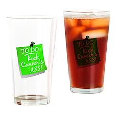 To Do 1 Non-Hodgkin's Lymphoma Drinking Glass