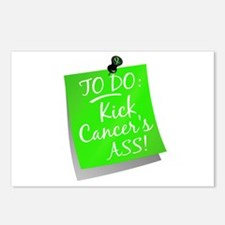 To Do 1 Non-Hodgkin's Lymphoma Postcards (Package