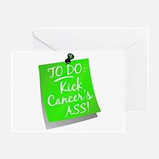 To Do 1 Non-Hodgkin's Lymphoma Greeting Card