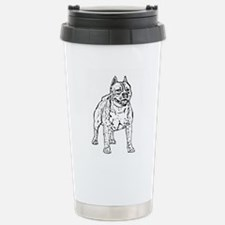 Pitbull Travel Mug