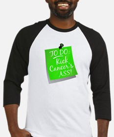 To Do 1 Lymphoma Baseball Jersey
