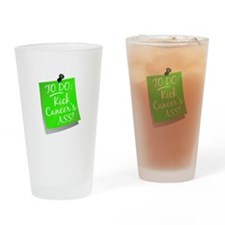 To Do 1 Lymphoma Drinking Glass