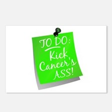 To Do 1 Lymphoma Postcards (Package of 8)