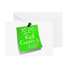 To Do 1 Lymphoma Greeting Card
