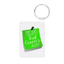 To Do 1 Lymphoma Keychains