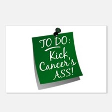 To Do 1 Liver Cancer Postcards (Package of 8)
