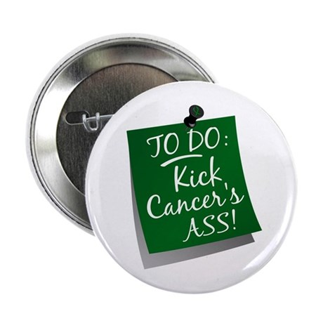 "To Do 1 Liver Cancer 2.25"" Button (10 pack)"