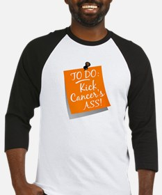 To Do 1 Leukemia Baseball Jersey