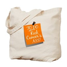 To Do 1 Kidney Cancer Tote Bag