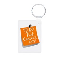 To Do 1 Kidney Cancer Keychains