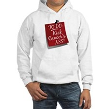 To Do 1 Head and Neck Cancer Hoodie